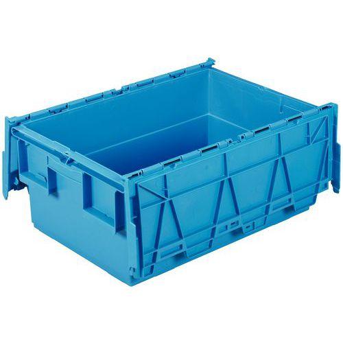 Caja de transporte Integra®  - Longitud 600 mm - Turquesa