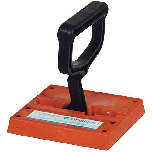 Garra magnética - Cargas de 30 a 140 kg