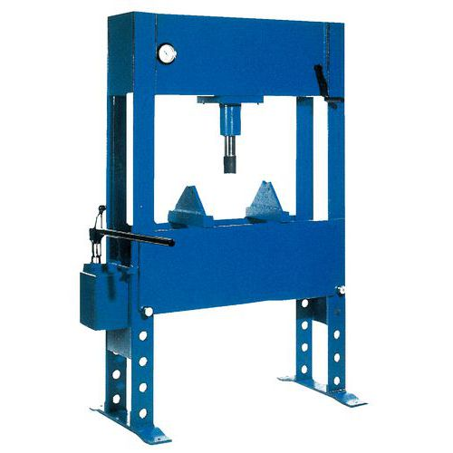 Prensa industrial - 40 toneladas