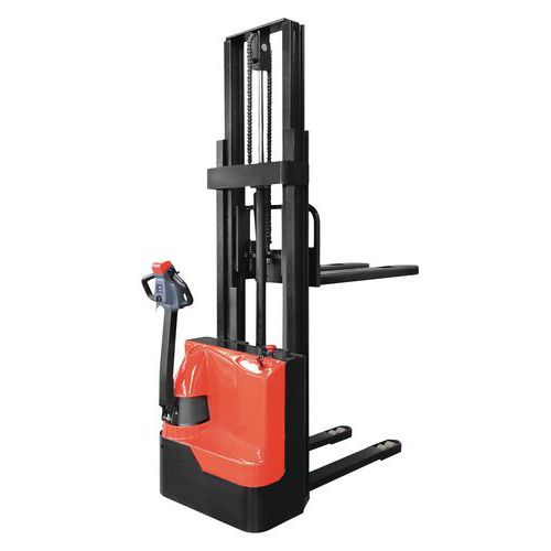 Apilador eléctrico ergonómico - Capacidad 1500 kg