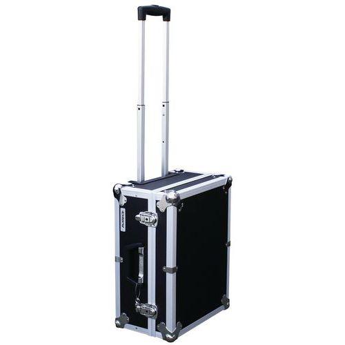Baúl trolley multifunción con asa telescópica