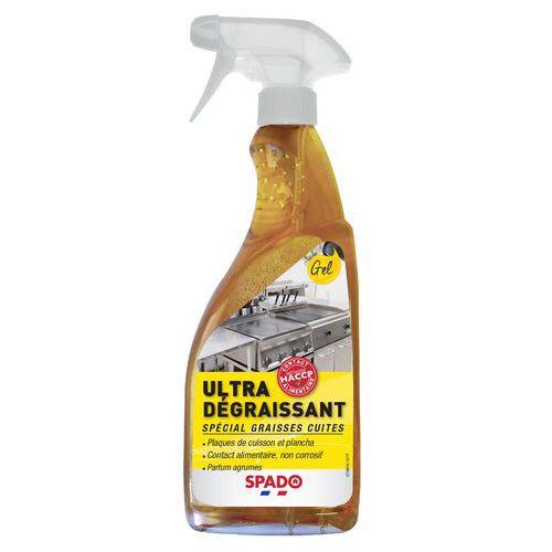 Gel Spado ultradesengrasante especial restauración - Spray 750 mL