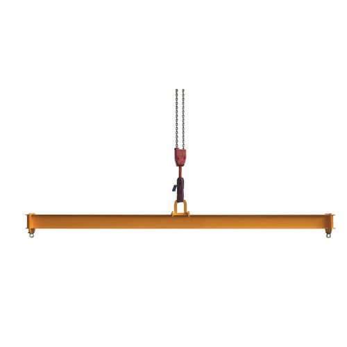 Balancín regulable - Capacidad de 1000 a 5000 kg - 0,5 a 1 m