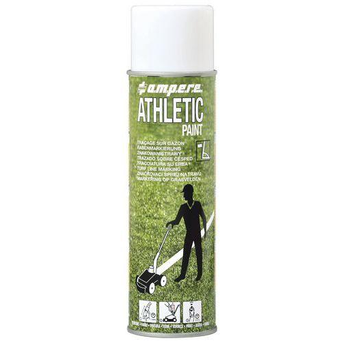 Pintura para césped Ampere Athletic - 12 aerosoles - 650ml