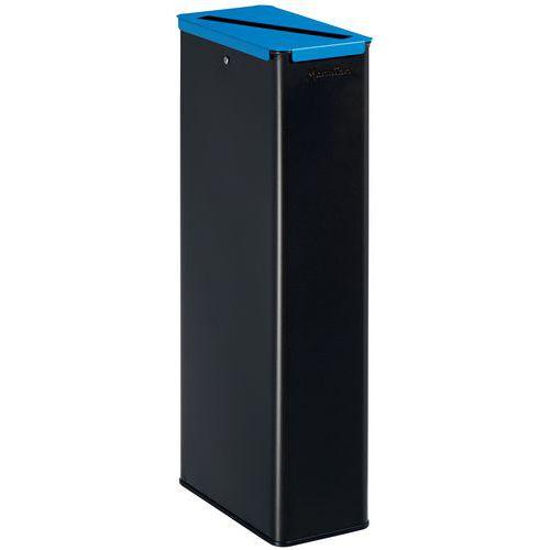 Cubo de reciclaje - 20 L - Manutan