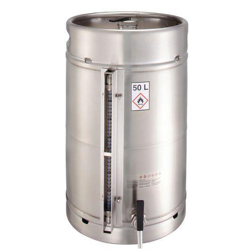 Bidón de almacenamiento de seguridad - Capacidad de almacenamiento 50 L