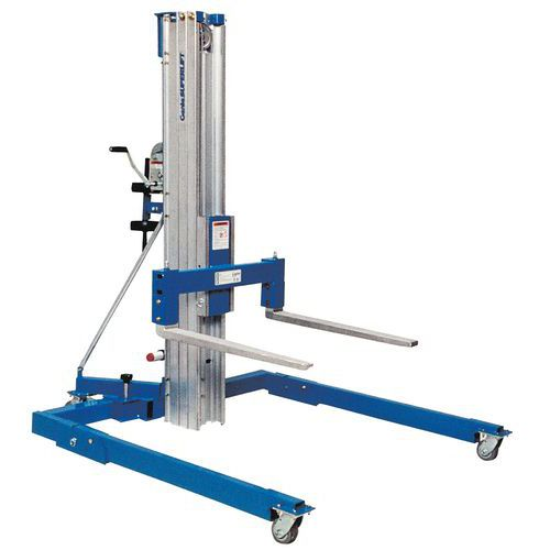 Apiladora Superlift - Capacidad de 300 a 454 kg - Regulable