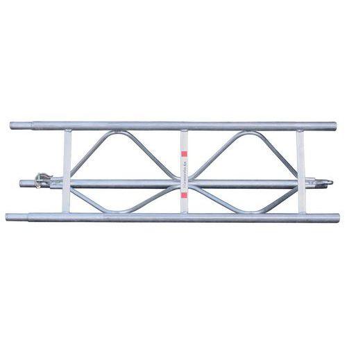 Escalera galvanizada + pasador para montacargas Castor Steel - 1 y 2 m