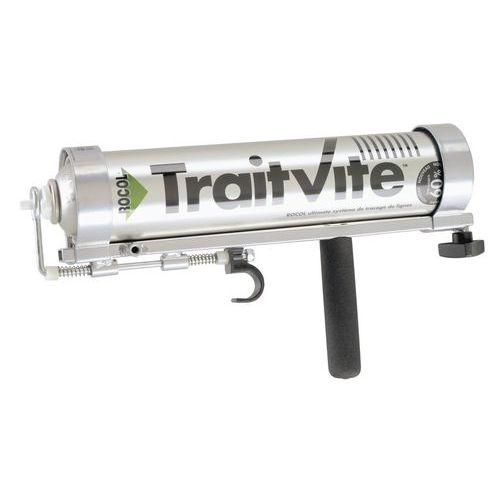 Pistola de trazado de mano Traitvite - Para trabajos de pintura en aerosol - Rocol