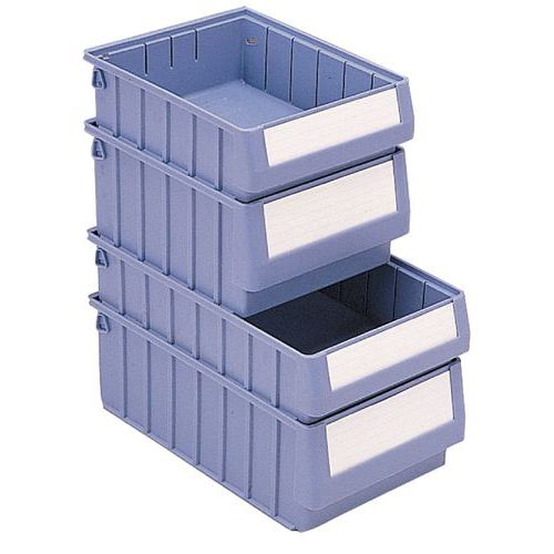 Protectores de etiqueta - Para caja-cajón serie RK - Lote de 50