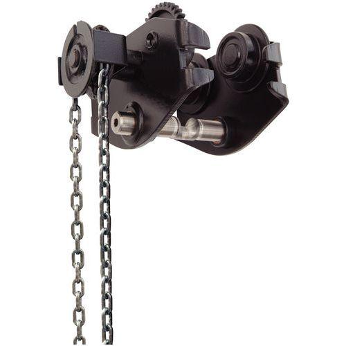 Carro portapolipastos de mano mecánico - Capacidad de 500 a 5000 kg