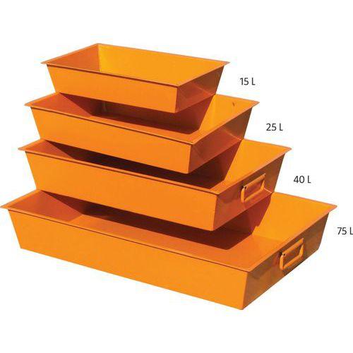 Cubeta colectora de 15 a 75 L - Manutan