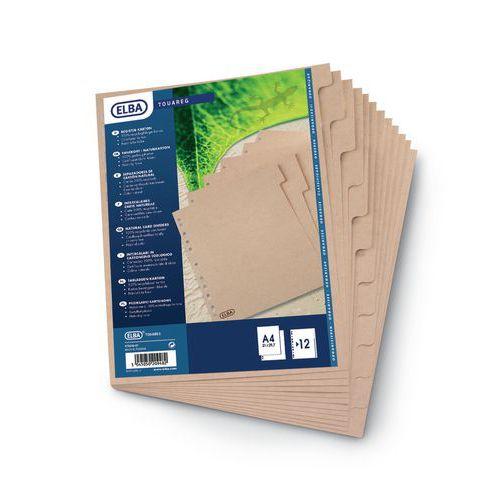 Separador de cartón ecológico