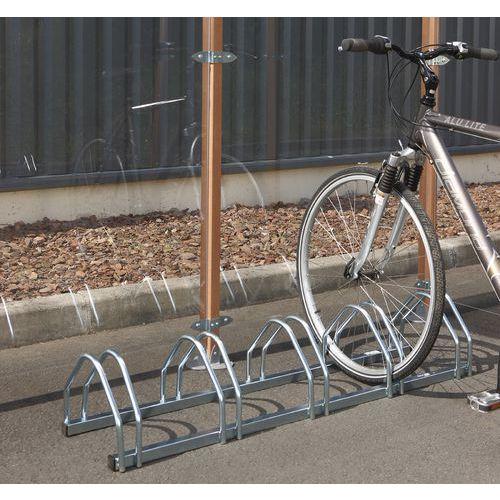 Soporte para bicicletas ecológico - Manutan