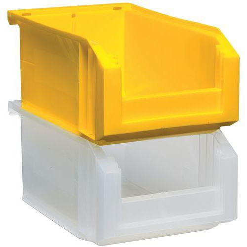 Caja con abertura frontal European - Longitud 342 mm - 8 L