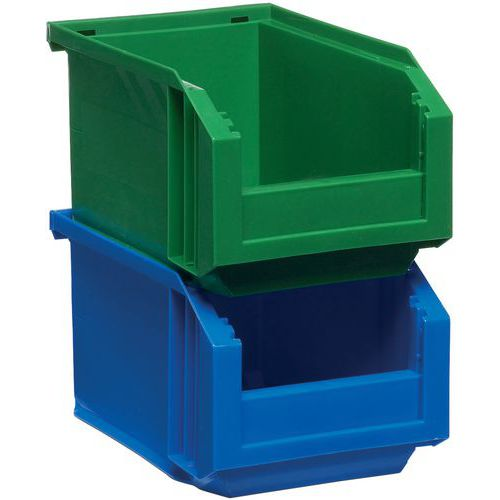 Caja con abertura frontal European - Longitud 230 mm - 3 L