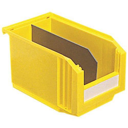 Separador longitudinal para cajas abertura frontal European