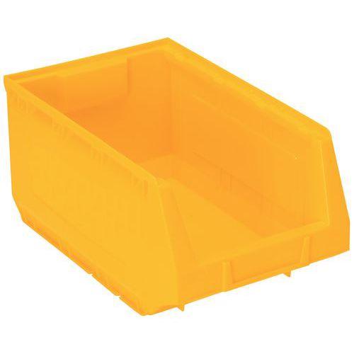 Caja con abertura frontal Kangourou - Longitud 345 mm - 10 L - Manutan