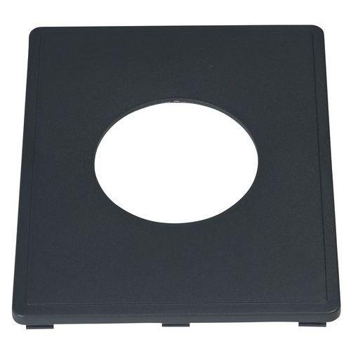 Inserto redondo compatible con marco para cubo de basura de 60 y 80L