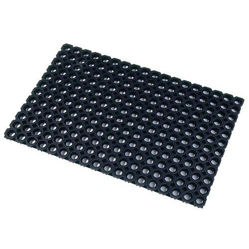 Alfombrilla de rejilla negra - Floortex