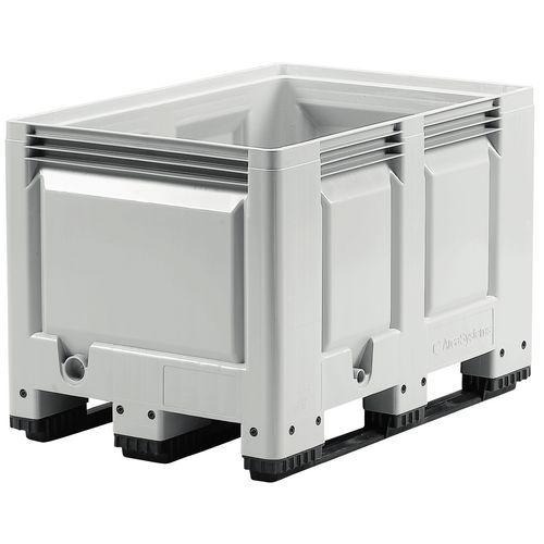 Caja palé apilable MaxiLog® - Con suelas