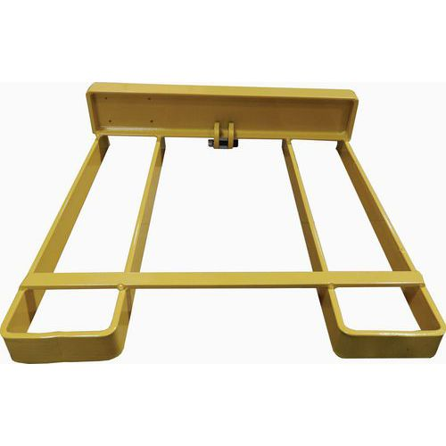 Grúa para carretilla elevadora - Capacidad de 1500 kg a 3000 kg