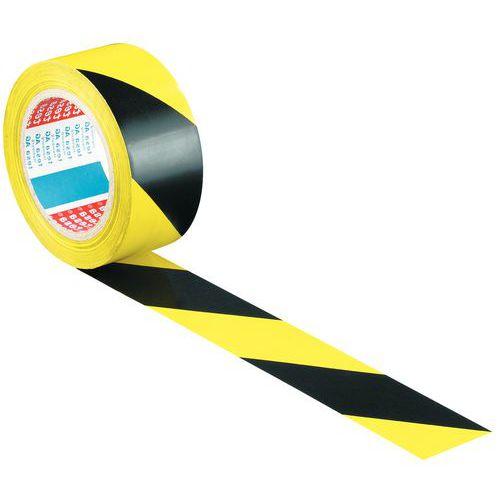 Cinta adhesiva de PVC para suelos para la prevención de riesgos - 60760 - tesa