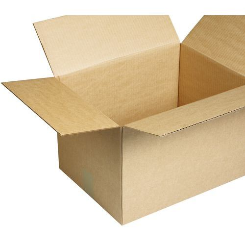 Caja de cartón - Corrugado doble - Corrugado fino