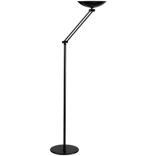 Lámpara de pie halógena - Aluminor