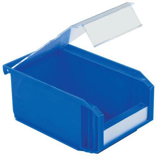 Tapa para caja con abertura frontal European