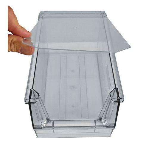 Tapa para caja con abertura frontal Styrène