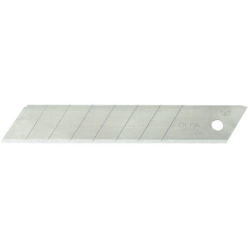 Cuchilla de recambio para cúter - Para el modelo estándar - 18 mm
