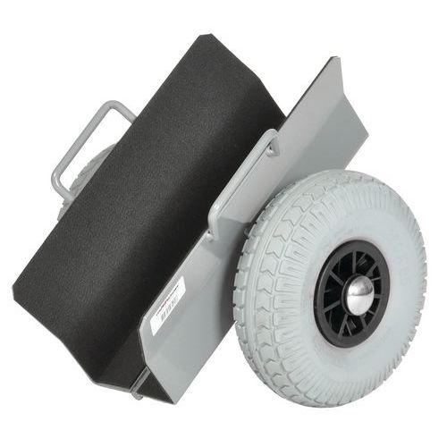Base rodante portapaneles con ruedas a prueba de pinchazos - Capacidad 300kg