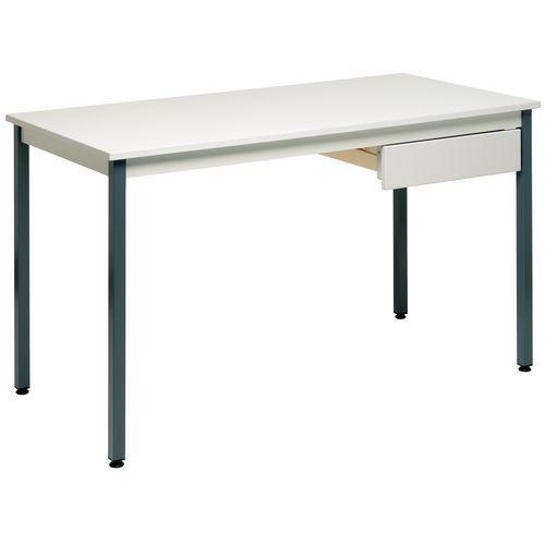 Mesa polivalente Manutan - Ancho 180 cm