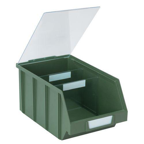 Tapa para caja Manugreen