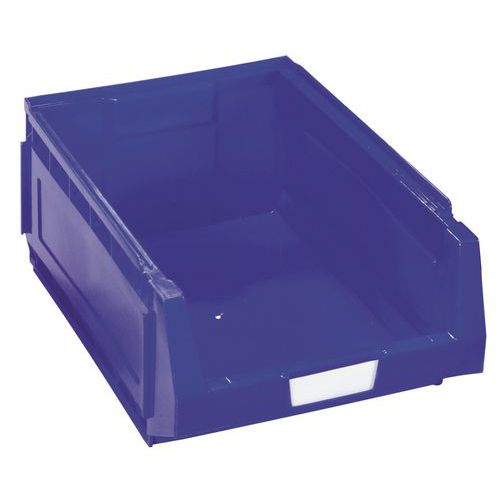 Caja con abertura frontal ensamblable - Longitud 485 mm - 28 L