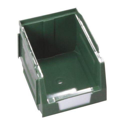 Caja con abertura frontal ensamblable - Longitud 163 mm - 1 L