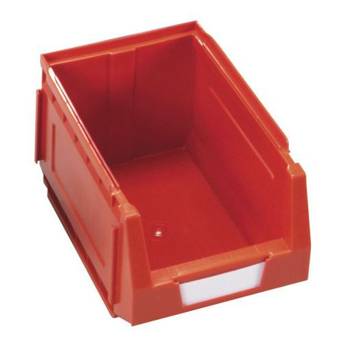 Caja con abertura frontal ensamblable - Longitud 240 mm - 4,5 L