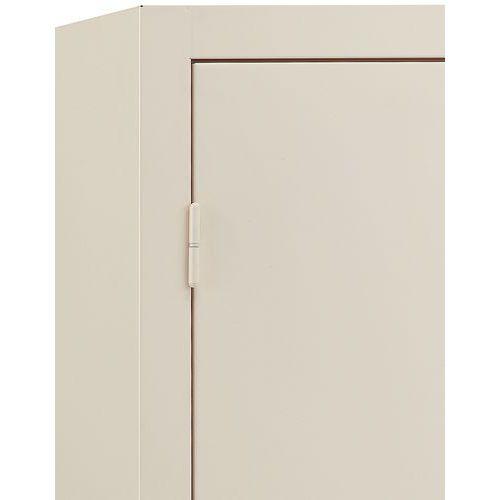 Armario de puertas plegables en kit alto anchura 120 - Armario puertas plegables ...