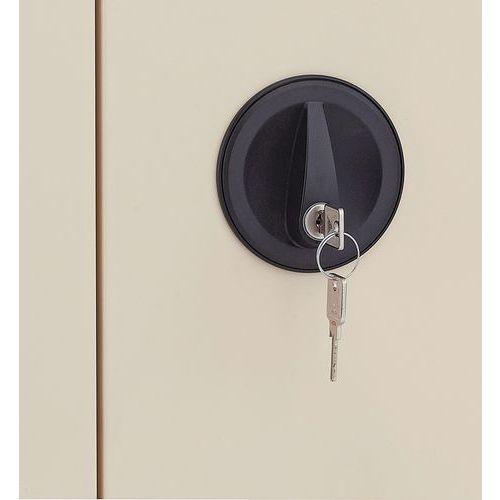 Armario de puertas plegables en kit alto anchura 100 - Kit puertas plegables ...