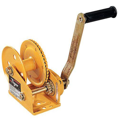 Cabrestante de arrastre con freno automático - Carga 540 kg