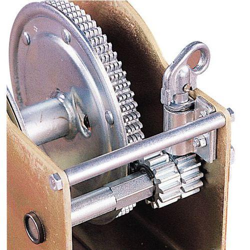 Cabrestante - Capacidad de 470 - 2740 kg
