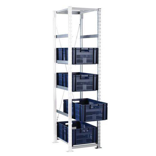 Estantería para cajas Europe Combi-Flex - Elemento adicional