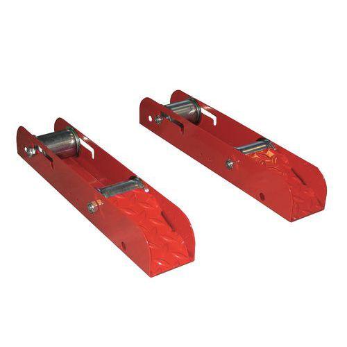 Desenrollador para carretes Primo-Stock - Capacidad 160kg