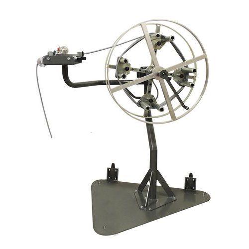 Enrollador manual de cable con medidor - SPIROCABLE