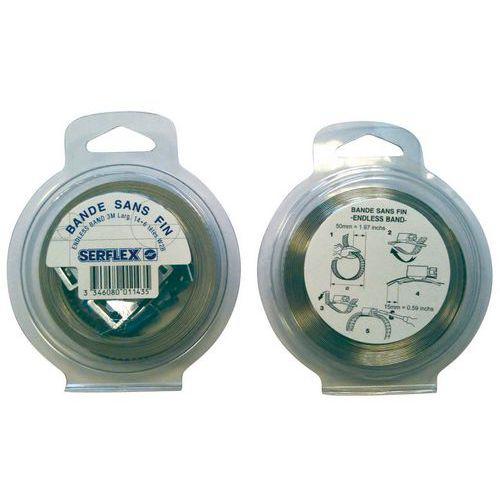 Kit de banda sin fin y 8 cabezas Serflex - Anchura 8 mm