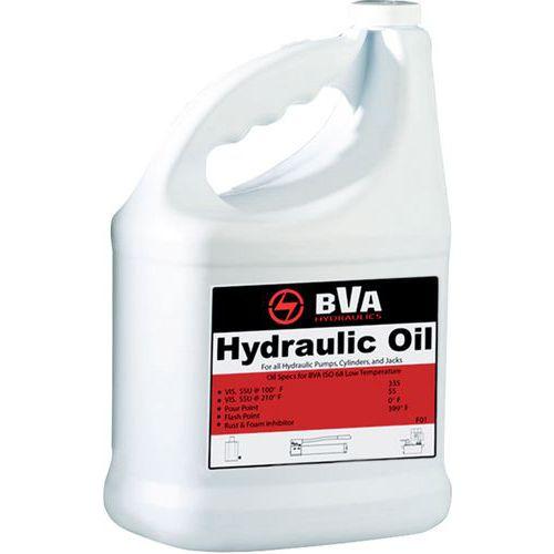 Aceite para dispositivos de elevación hidráulicos