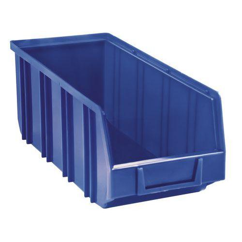 Caja con abertura frontal de gran profundidad - Longitud 145 mm