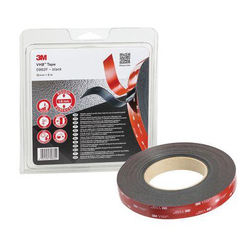 Cinta adhesiva espuma acrílica doble cara VHB™ - 5962f - 3M