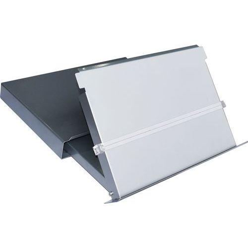 Portadocumentos  A4 - Con soporte para pantalla - Manutan